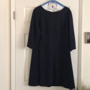 Vince Camuto 3/4 sleeve shift dress with pockets